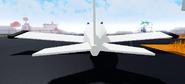 New plane rear