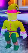 Yellow elf