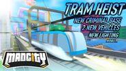 Tram update