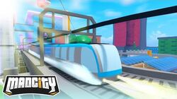 Mad City Tram Heist Trailer-0