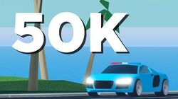 Thank you for 50,000 Subscribers!