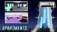 Apartments update