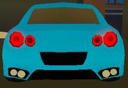 New gtr rear