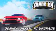 Dominator Smart Upgrade