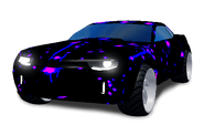 Purple laser