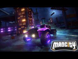 2020 HALLOWEEN EVENT - Mad City