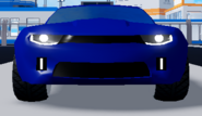 New camaro front