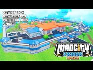 NEW MAD CITY PRISON - Closer Look