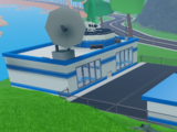 Easter Isle Police Station