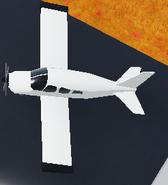 New plane top