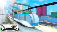 Mad City Tram Heist Trailer