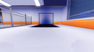 MC-Prison garage-escape