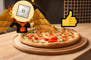 Pizza is cool