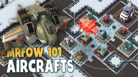 -MRFOW101- Aircraft in Action! - The Basics