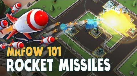 -MRFOW101- Introducing Rocket Missiles! - The Basics