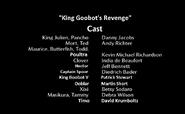 King Goobot's Revenge Credits
