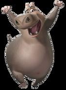 Gloria the Hippopotamus
