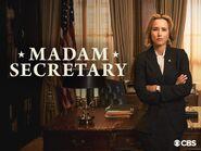 Madam Secretary Season 6 banner