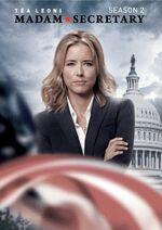 Madam Secretary Season 2 DVD front cover.jpg