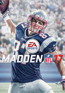 Madden NFL 17 Presentation Art