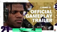 Madden 21 Official Reveal Trailer PS4, Xbox One, PC