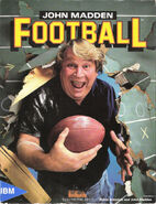 John Madden Football 1988
