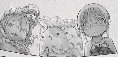 Riko, Moogie and Maaa shocked