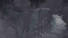 Scenery in the 5th Layer Anime 1