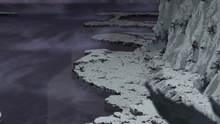 Scenery in the 5th Layer Anime 3