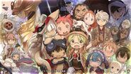 Made in Abyss Promotional Artwork