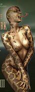 Snake physiology
