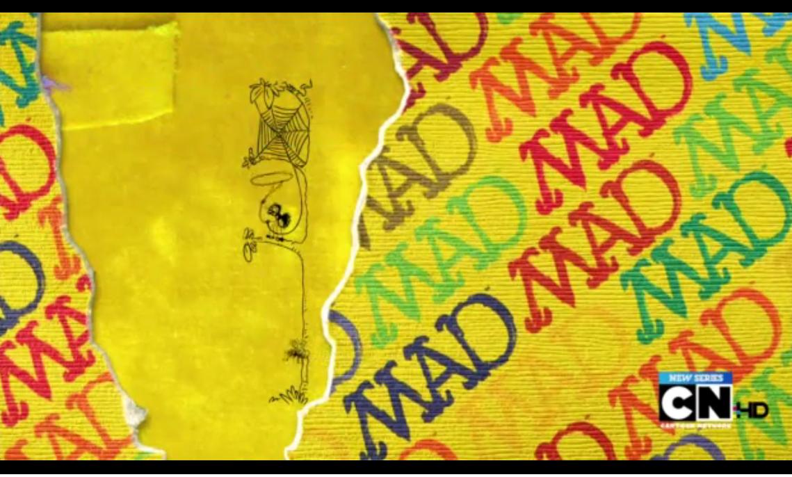 Animated Marginals Mad Cartoon Network Wiki Fandom