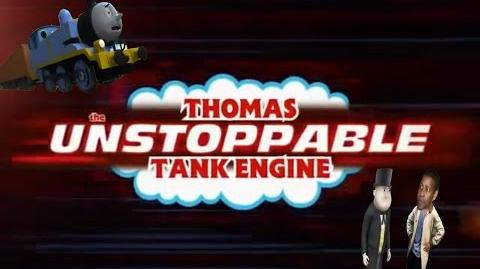 Skit From MadTV- Thomas The Unstoppable Tank Engine