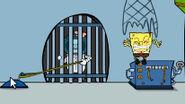 Pigsaw Meets SpongeBob