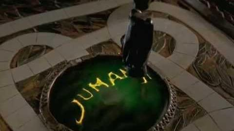 Jumanji Epic End