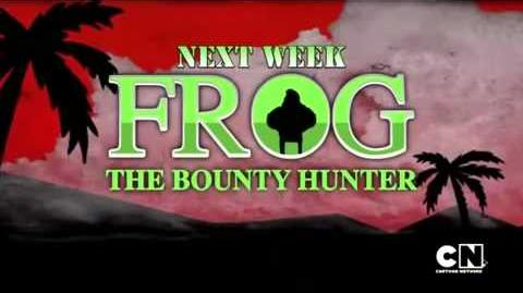 Frog the Bounty Hunter