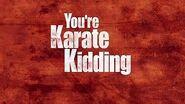 MAD - You're Karate Kidding Me?