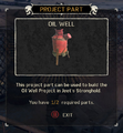 Oil Well Project Part Infobox.png