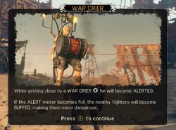 War Crier Infobox.png