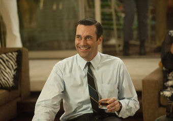A Little Kiss Part 1 Mad Men Wiki Fandom