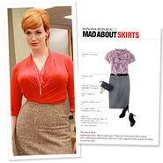 Joan skirts