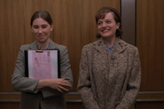 The rejected peggy joyce elevator