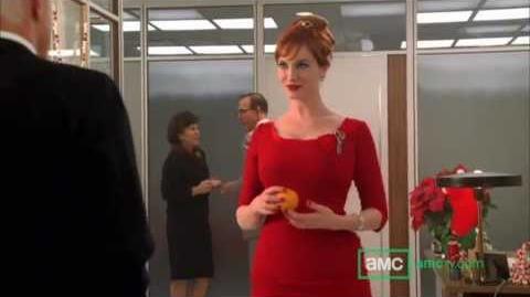 Mad Men - Season 5 - 'Joan Is Back' Teaser