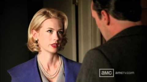 Mad Men - Season 5 - 'Betty Is Back' Teaser