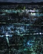 Mitakihara at Night