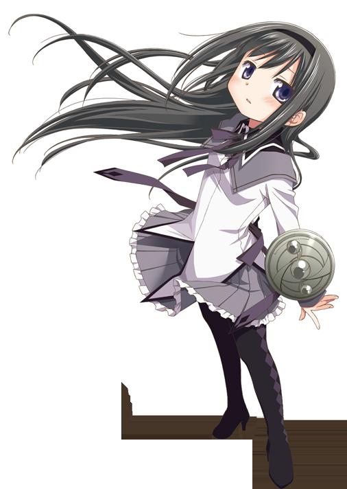 Homura Akemi Wiki Madoka Magica Fandom