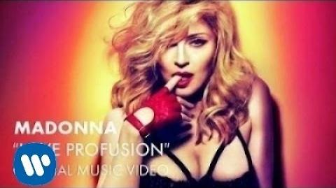 Madonna - Love Profusion (Official Music Video)