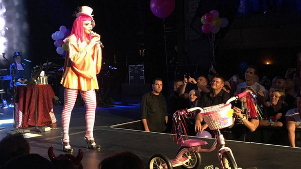Madonna: Tears of a Clown