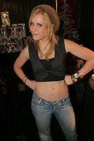 Natasha-bedingfield-during-z100s-jingle-ball-2005-artist-gift-lounge-picture-id109995207