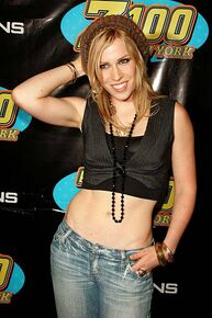 Natasha-bedingfield-during-z100s-jingle-ball-2005-press-room-at-in-picture-id451142125